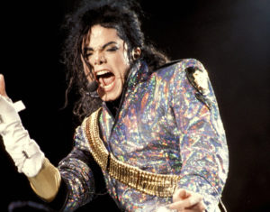 Michael Jackson nel 1992