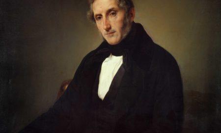 Ritratto di Alessandro Manzoni di Francesco Hayez