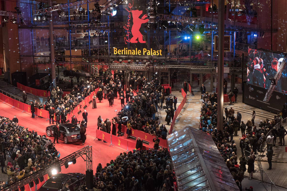 Berlinale 2019 - Palazzo della Berlinale
