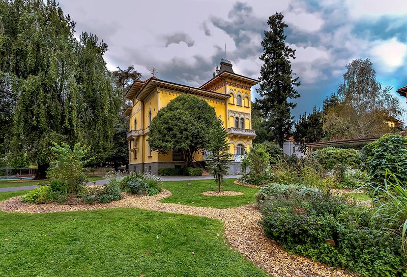 Villa Saroli - Casa della Letteratura