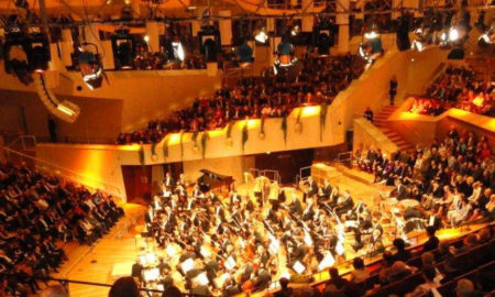 I Berliner Philharmoniker in concerto