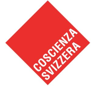 Coscienza Svizzera - Logo quadrato
