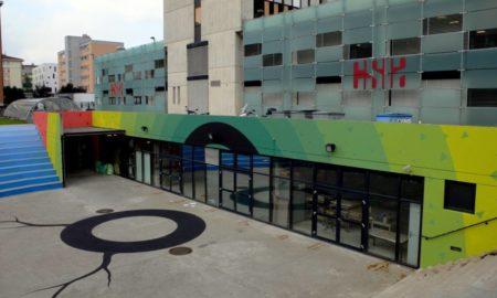 Centro scolastico per le industrie artistiche - CSIA - Lugano