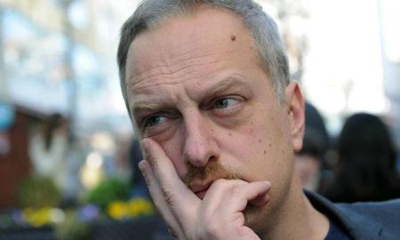 Lo scrittore Antonio Scurati