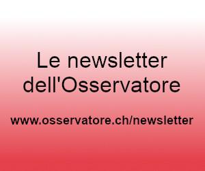Banner per le newsletter dell'Osservatore