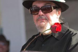 Il cantante blues Dr. John