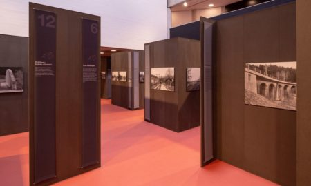 "Mostra ""Landascape and Structures"" a Mendrisio"