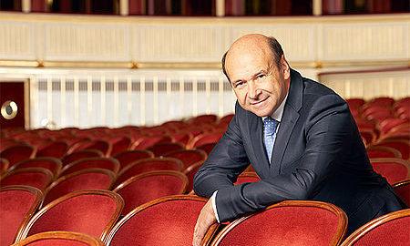 Dominique Meyer, sovrintendente della Wiener Staatsoper