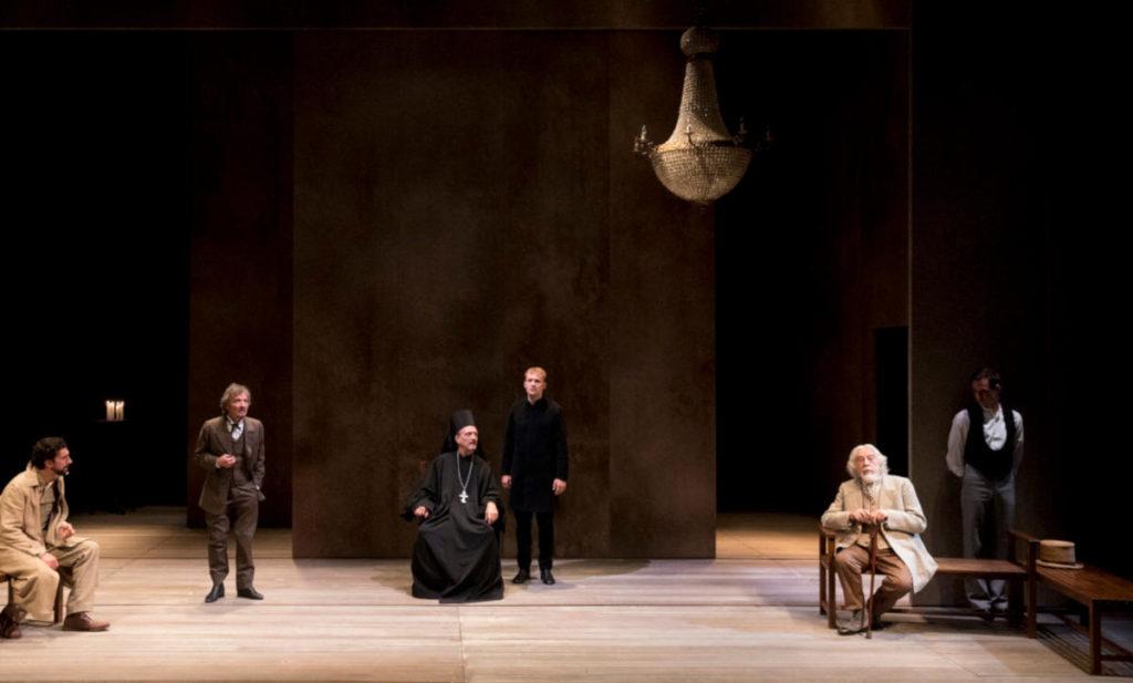 Rassegna «Chi è di scena» 2019-2020 al Teatro Sociale di Bellinzona - I fratelli Karamazov