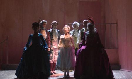 Rassegna «Chi è di scena» 2019-2020 al Teatro Sociale di Bellinzona - La locandiera