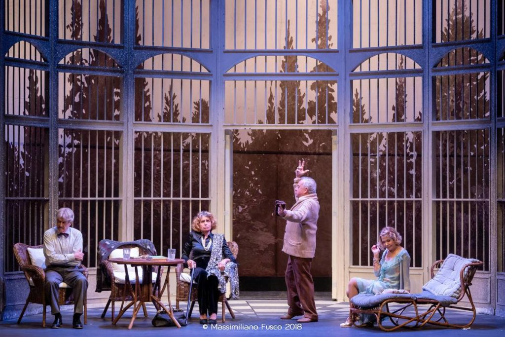 Rassegna «Chi è di scena» 2019-2020 al Teatro Sociale di Bellinzona - Quartet