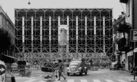 Festival del Film di Locarno - Lo schermo in piazza nel 1971