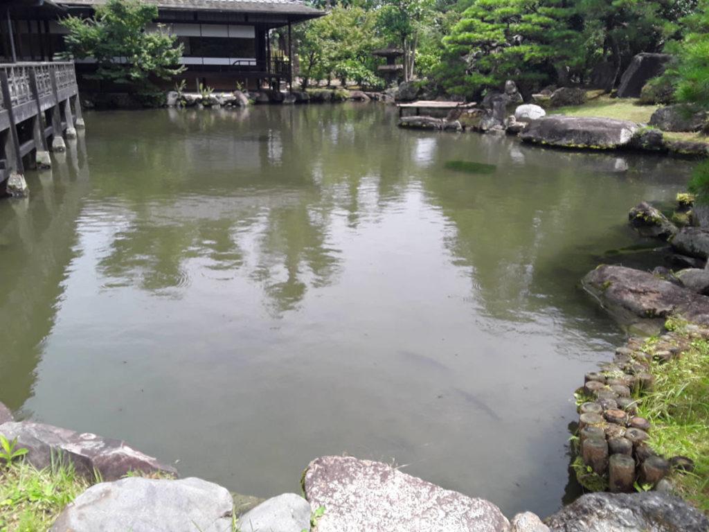 Kyoto - Giardino Shosei-en