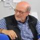 Il fumettista Guillermo Mordillo alla Fiera del Libro di Francoforte del 2012