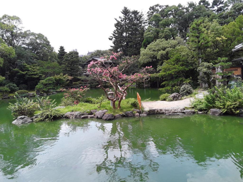 Kyoto - Parco del Palazzo imperiale