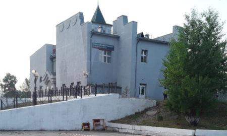 Transiberiana - Stazione di Yerofey Pavlovich