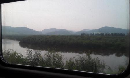 Transiberiana - Veduta dal finestrino