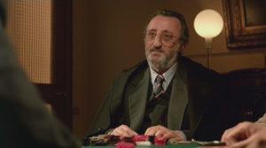 """Carlo Delle Piane nel film """"Regalo di Natale"""" (1986)"""