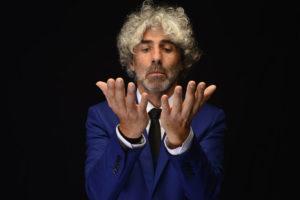 Il cantautore ticinese-uruguayano Claudio Taddei