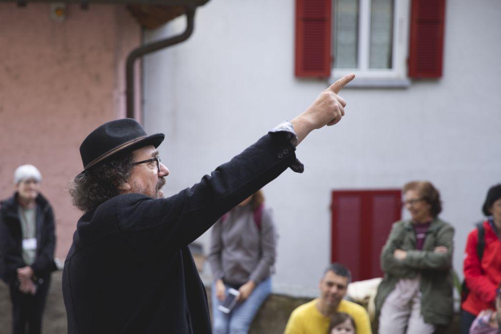 Festival di narrazione di Arzo - Antonio Catalano