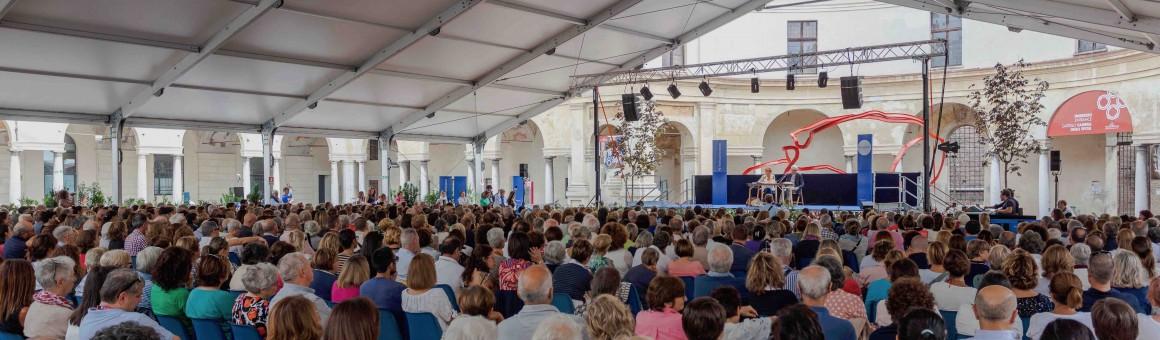 Festivaletteratura di Mantova - Folto pubblico