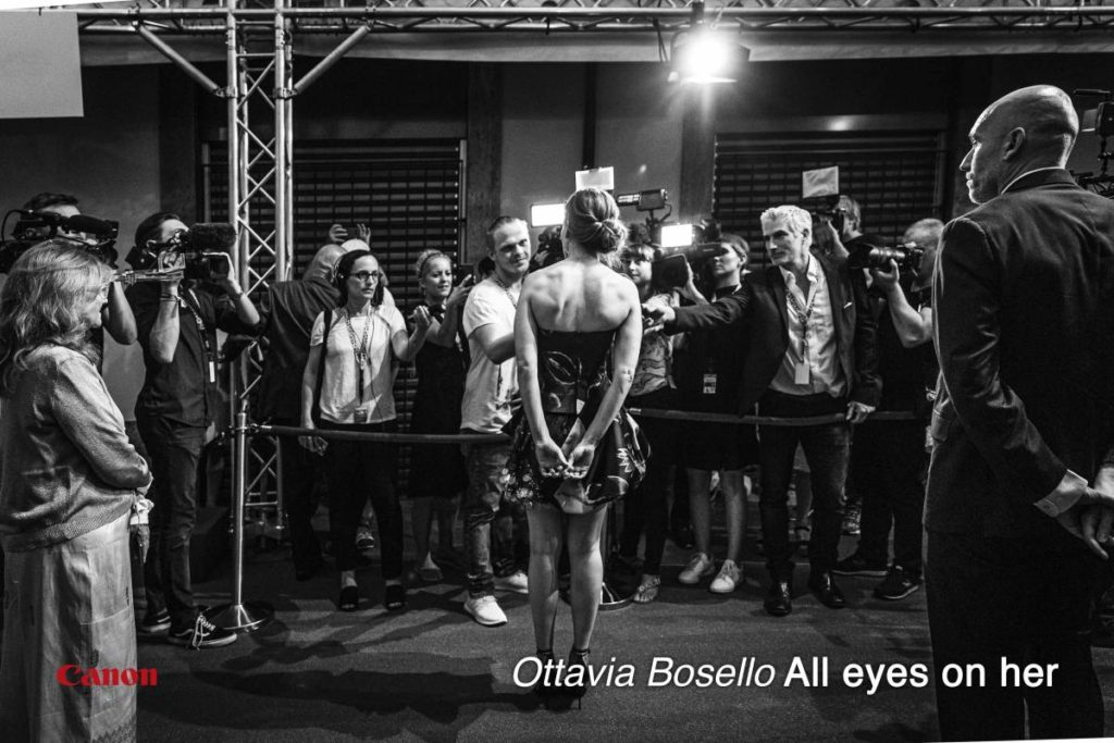 Locarno Film Festival 2019 - Bosello Ottavia - «All eyes on her»