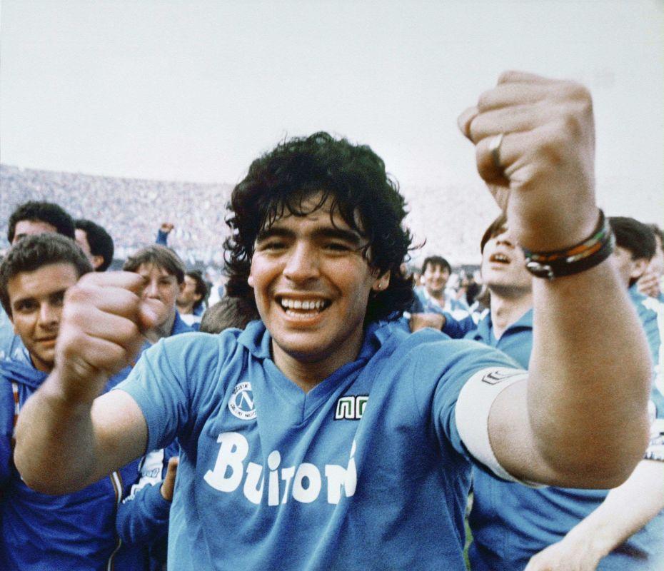 Locarno Film Festival 2019 - «Diego Maradona»