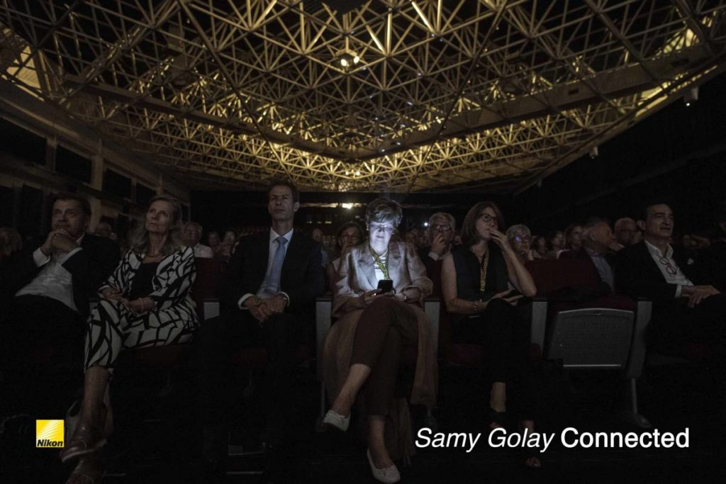 Locarno Film Festival 2019 - Golay Samy - «Connected»