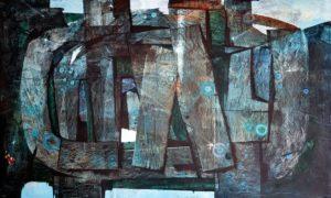 Opera dell'artista Luigi Pericle (1916-2001)