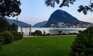 Parco Ciani a Lugano