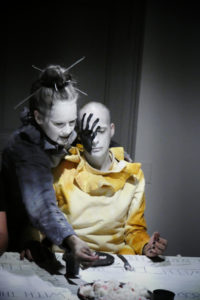 Teatro delle Radici - Ledwina Costantini e Daniele Bernardi