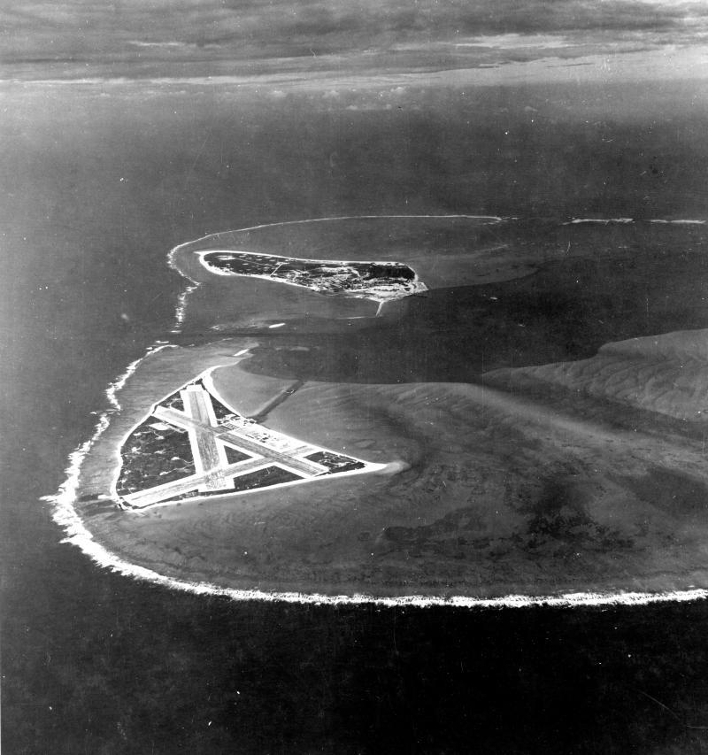 L'atollo di Midway nel 1941
