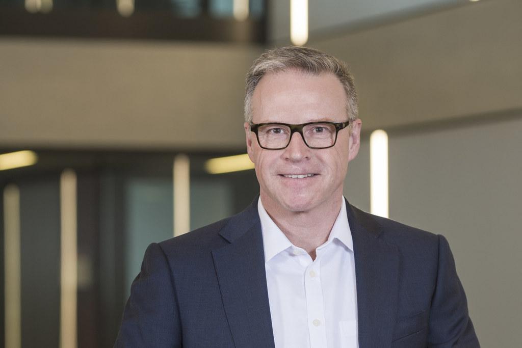 Andreas Meyer, CEO delle FFS