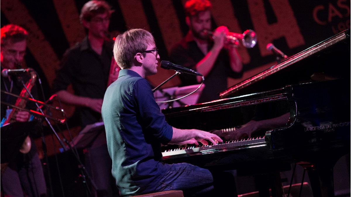 Jazz Cat Club Ascona - Raphael Jost
