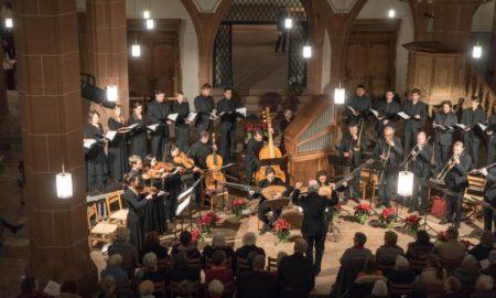 L'orchestra La Cetra Basel