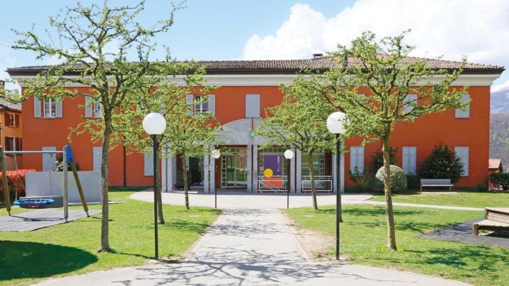 La nuova sede de L'Ideatorio dell'USI a Cadro