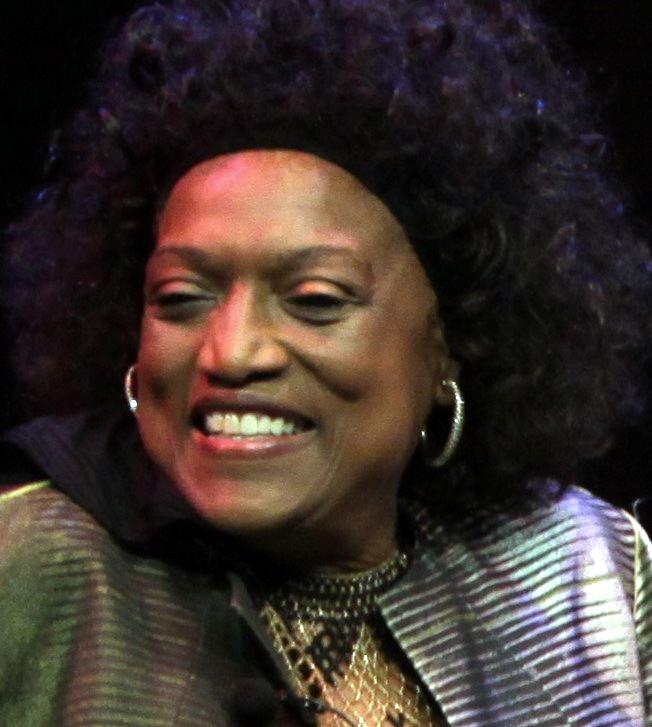 La soprano Jessye Norman