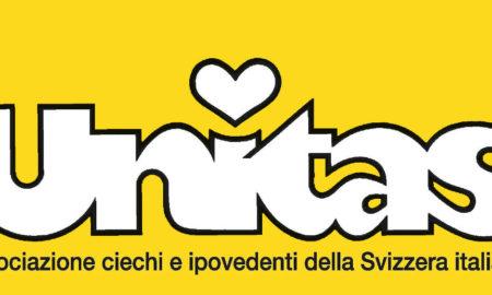 Logo UNITAS - Associazione ciechi e ipovedenti della Svizzera italiana