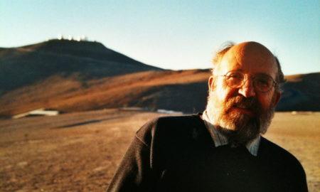 L'astrofisico svizzero Michel Mayor, Premio Nobel per la Fisica 2019