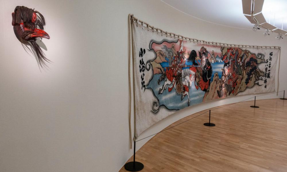 """Museo Vela - Mostra """"Giappone. L'arte nel quotidiano"""""""