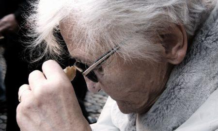 Paziente anziana