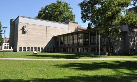 Biblioteca cantonale di Lugano