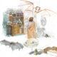 """Immagine tratta dal libro per ragazzi """"Leonardo e il suo topo"""""""