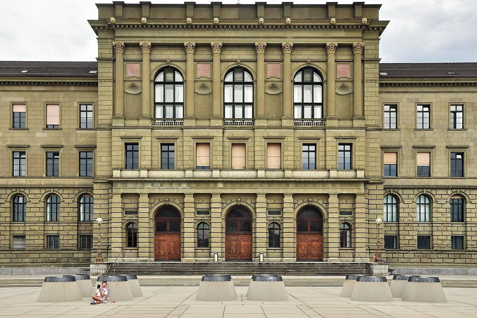 ETH Zurigo - Politecnico federale - Edificio principale