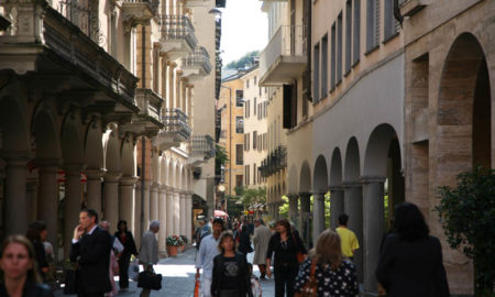 Via Nassa a Lugano