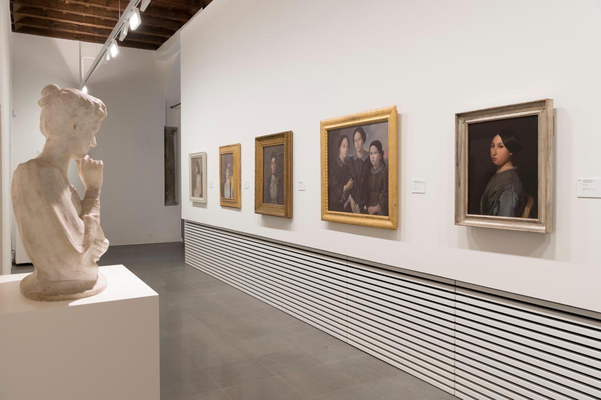 MASI - Museo d'arte della Svizzera italiana - Interno di Palazzo Reali
