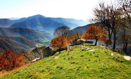 Valle di Muggio - Panoramica