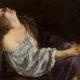 Artemisia Gentileschi - Maria Maddalena in estasi