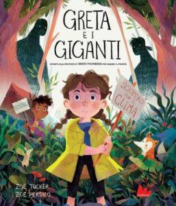 Greta e i Giganti - Copertina
