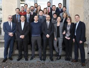 """Diplomati """"CAS Compliance"""" 2019"""